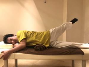 中殿筋トレーニング
